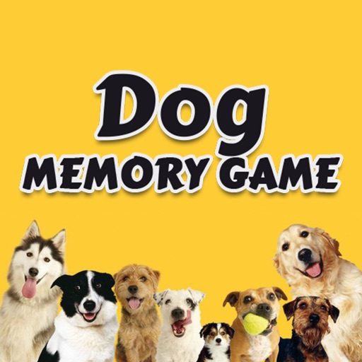 Dog Memory Puzzle