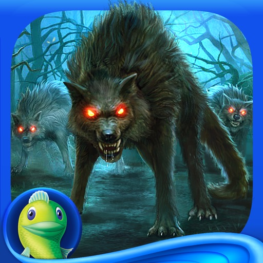 Shadow Wolf Mysteries: Tracks of Terror - A Hidden Object Adventure (Full) icon