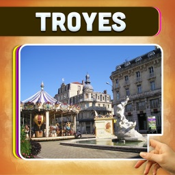 Troyes Offline Travel Guide