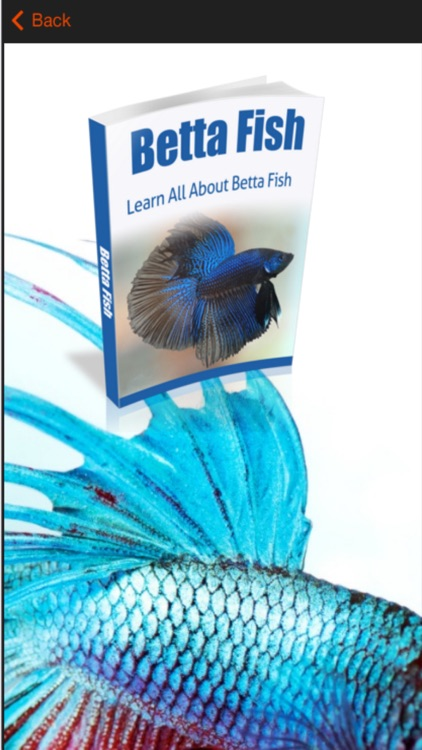 Betta Fish Care - Tips For Keeping A Happy And Healthy Betta screenshot-3