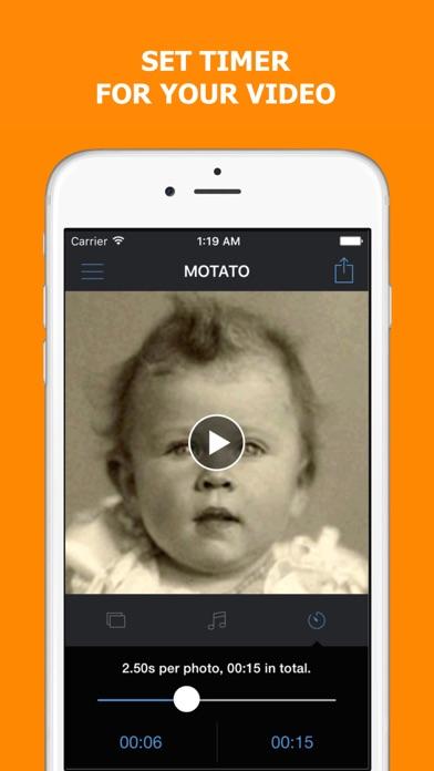 download Motato: Morph Face Pictures for Slideshow Maker apps 2