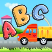 Collect ABC Words - for Preschoolers, babies & kids English Learning