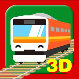 Touch Train 3D (Full Version) - Funny educational App for Baby & Infant