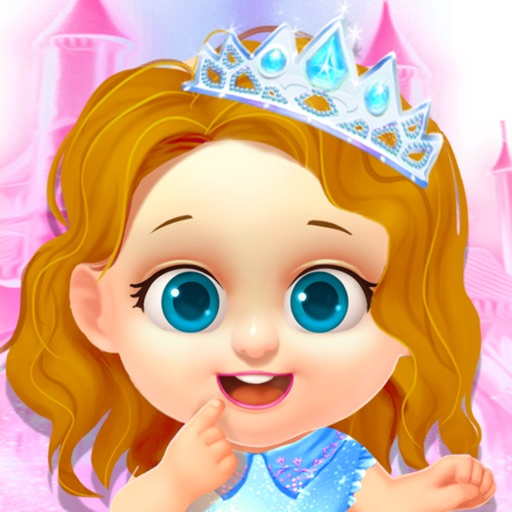 My Princess™ Enchanted Royal Baby Care iOS App