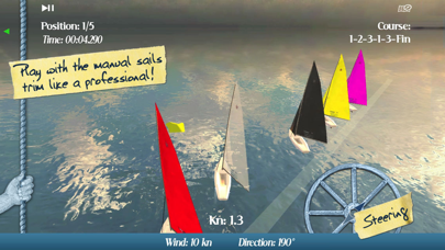 CleverSailing Mobile - Sailboat Racing Gameのおすすめ画像2