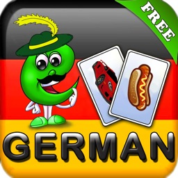 Learn German Baby Flash Cards : German language learning flashcards app for preschool kids to adults