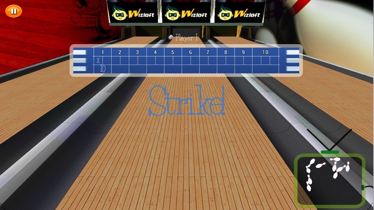 Lets Play Bowling 3D Free screenshot-4