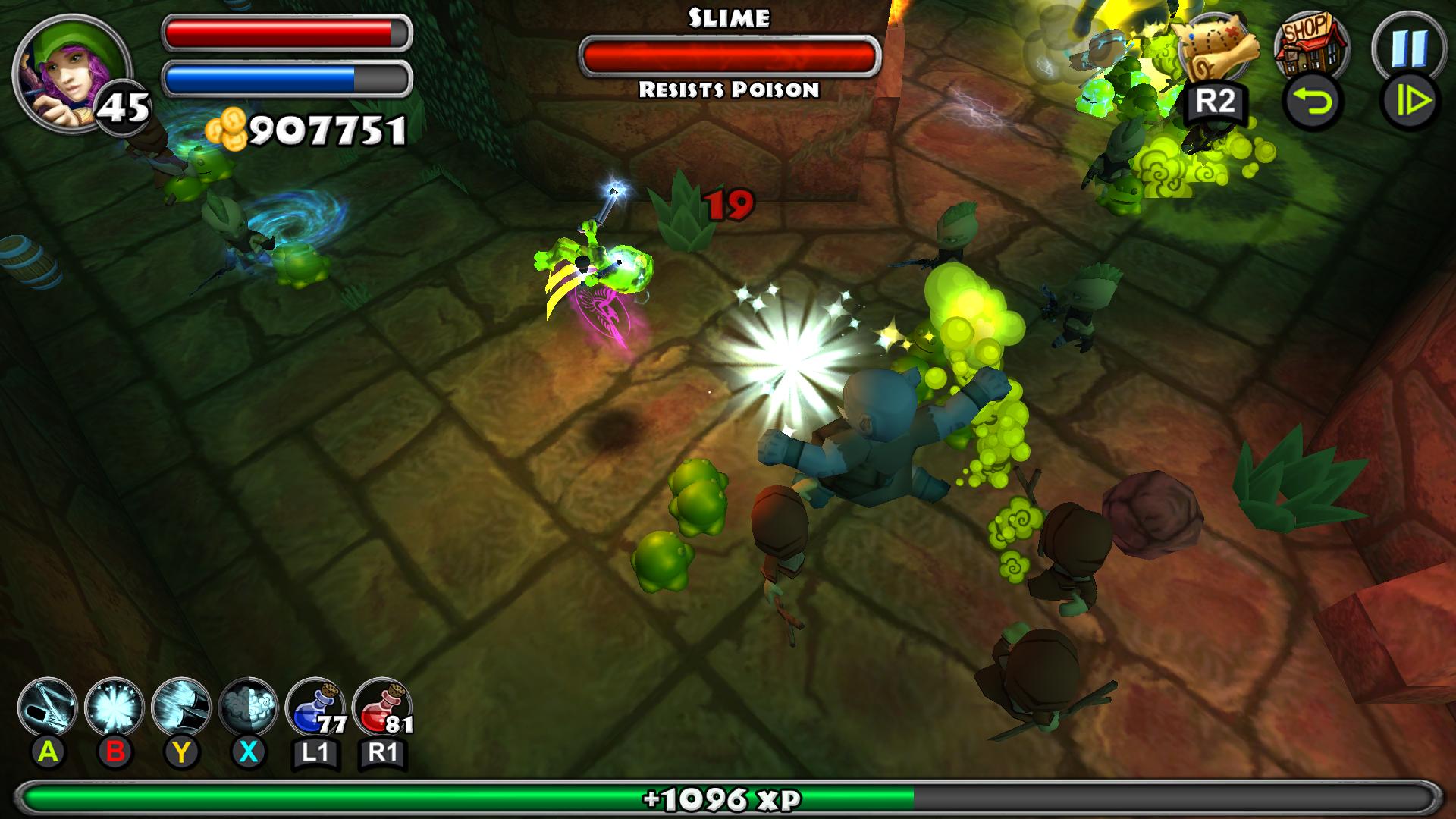 Dungeon Quest screenshot 14