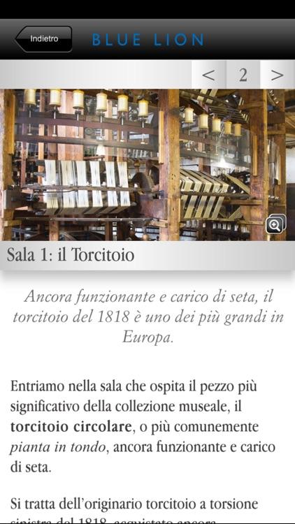 Italia - Museo Setificio Monti di Abbadia Lariana