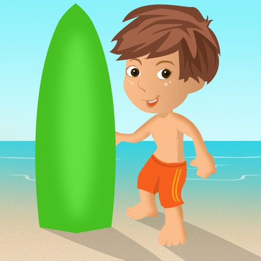 American Surfer Boy Racing Adventure Pro - cool speed racing arcade game
