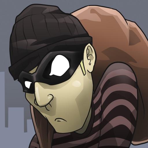 Prison Break Urban Thief Escape: Mad Dash From the Cops