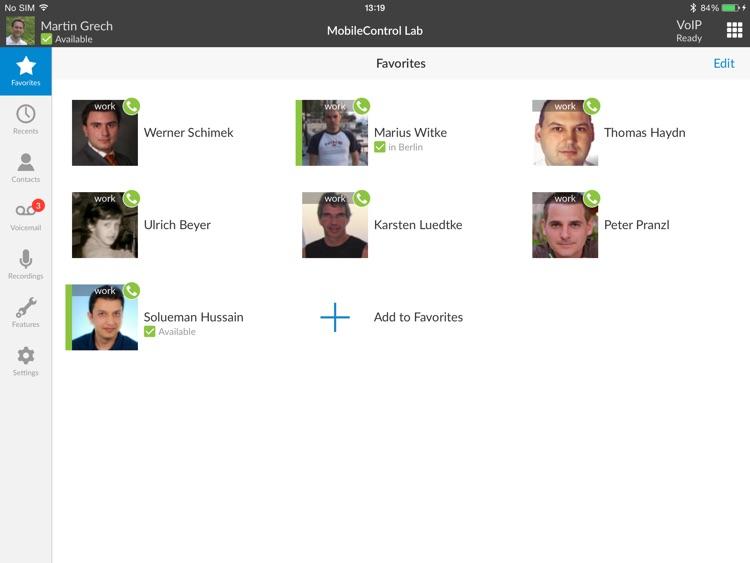 MobileControl LAB for iPad screenshot-0