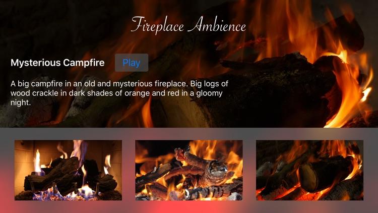 Fireplace Ambience screenshot-4