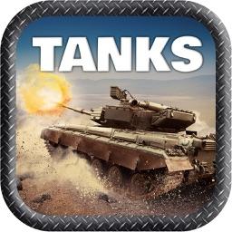 Tank Battle 3D - Modern Tank Warfare Battle-Field World War 3