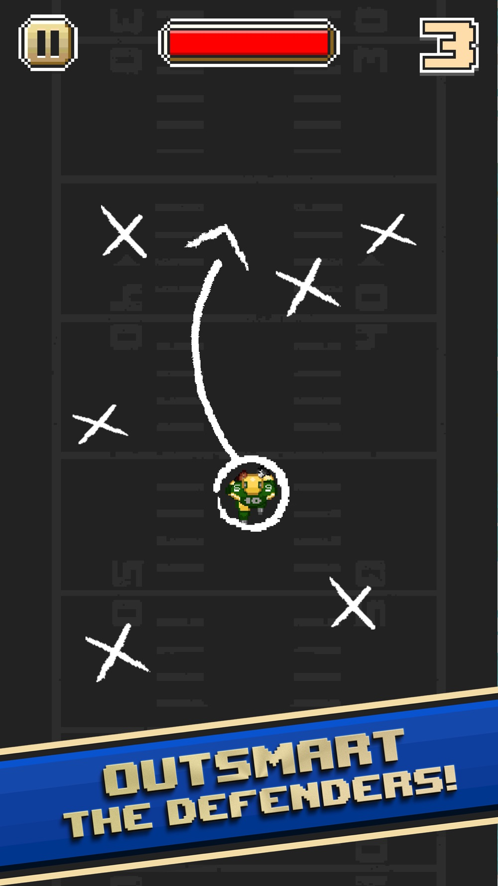 Touchdown Hero: New Season hack tool
