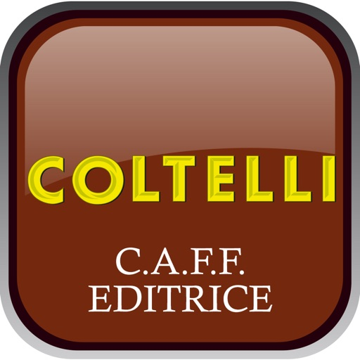 """COLTELLI """"LA RIVISTA LEADER SUL MONDO DEI COLTELLI CUSTOM E SPORTIVI"""""""