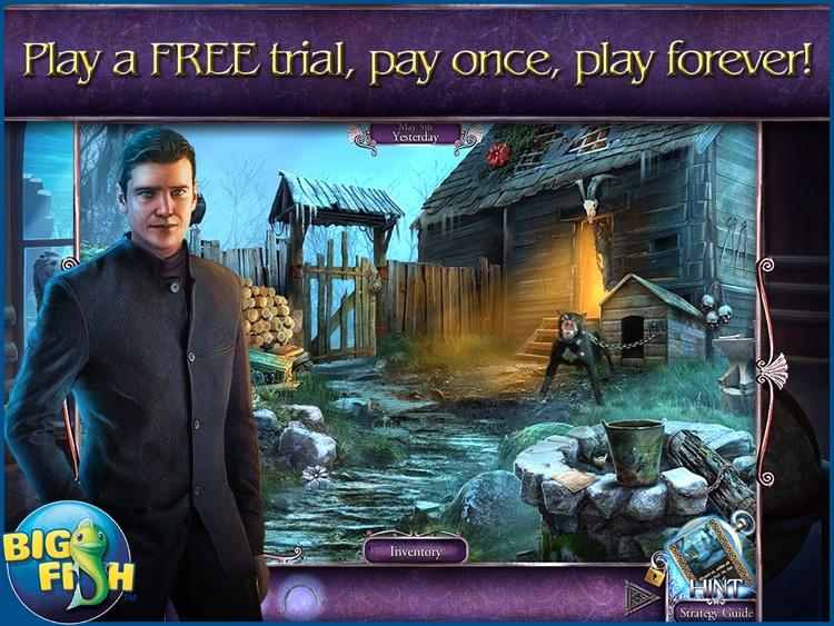 Surface: Game of Gods HD - A Mystery Hidden Object Adventure screenshot-0