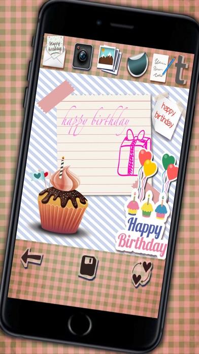 Grußkarten zum GeburtstagScreenshot von 5