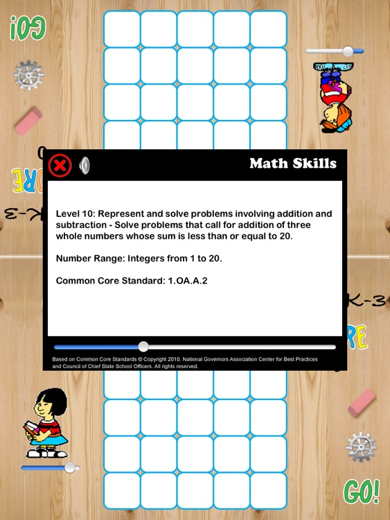 Math Bingo K-3 screenshot-2