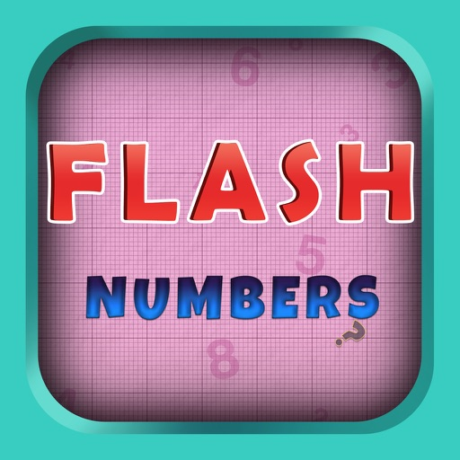 Flash Numbers icon