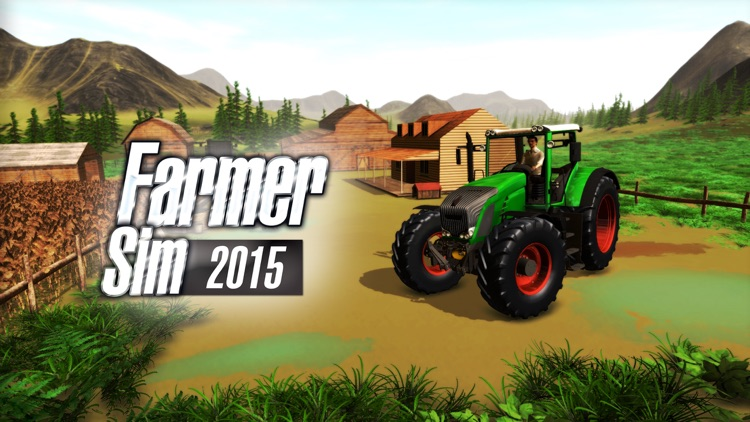 Farmer Sim 2015 screenshot-0