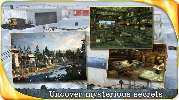 FBI : Paranormal Case - Extended Edition - A Hidden Object Adventure screenshot-4