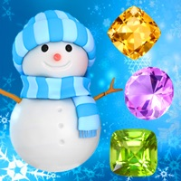 Codes for Snowman Games and Christmas Puzzles - Match snow and frozen jewel for this holiday countdown Hack