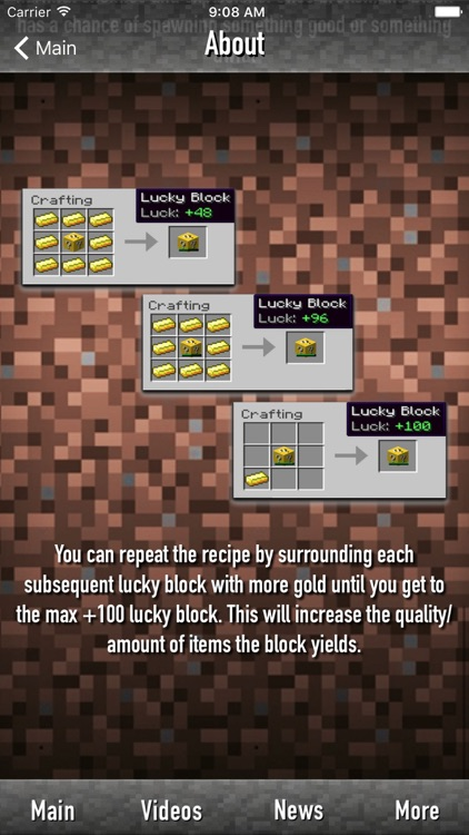 Lucky Block Mod - Guide for Minecraft PC
