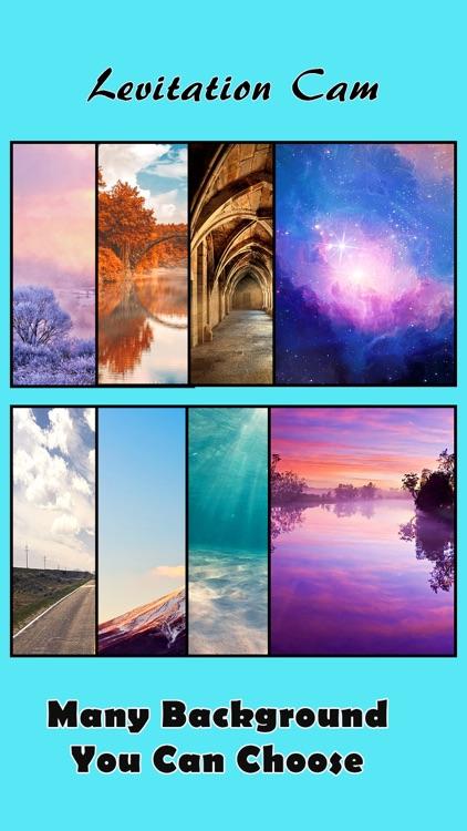 Levitation Camera - Illusion Photo Editor to Erase Background & Float Yr Picture screenshot-4