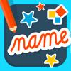 Name Play: aprender a ler e escrever o meu primeiro nome