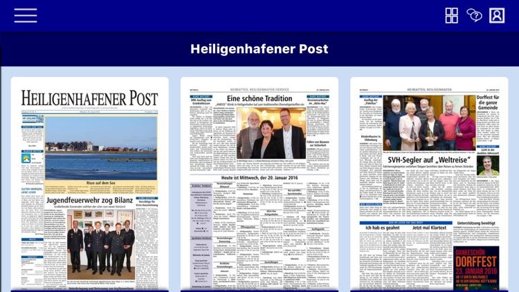Fehmarnsches Tageblatt e-Paper screenshot-3