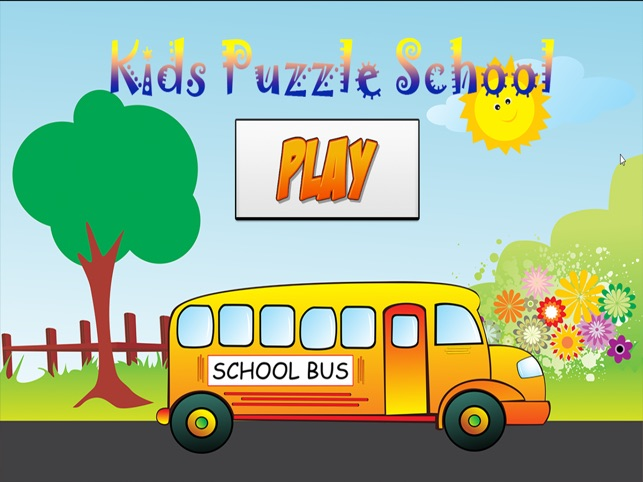 Kids Puzzle School On The App Store