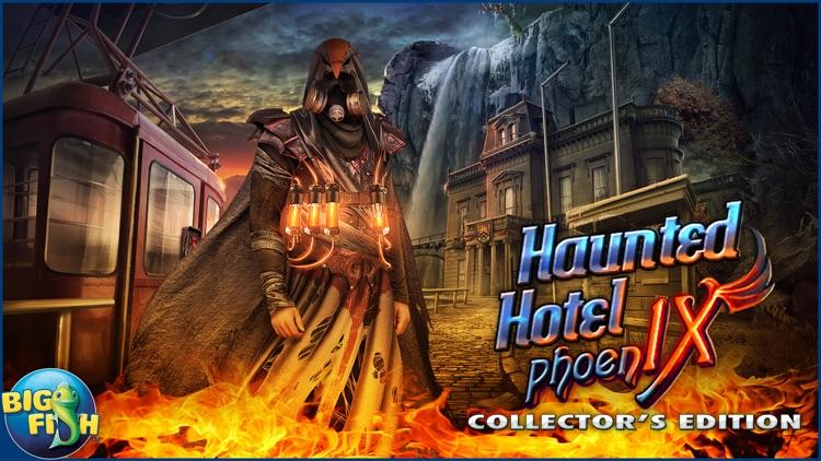 Haunted Hotel: Phoenix - A Mystery Hidden Object Game screenshot-4