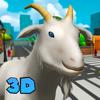 Games Banner Network - Crazy Goat Rampage 3D Full artwork