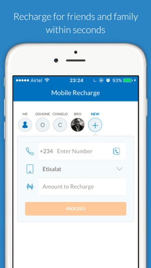 Zoto - Mobile Airtime Recharge on the App Store