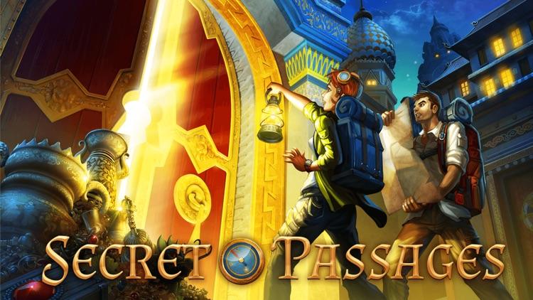 Secret Passages: Hidden Objects screenshot-4