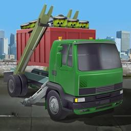 Cargo Garbage Truck