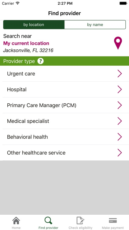 Humana Military screenshot-1