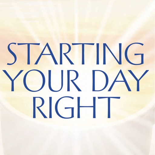 Starting Your Day Right Devotional