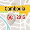 Cambodia Offline Map Navigator and Guide - App Makers Srl - In Liquidazione