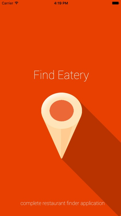 Food & Restaurant Finder - Find Eatery