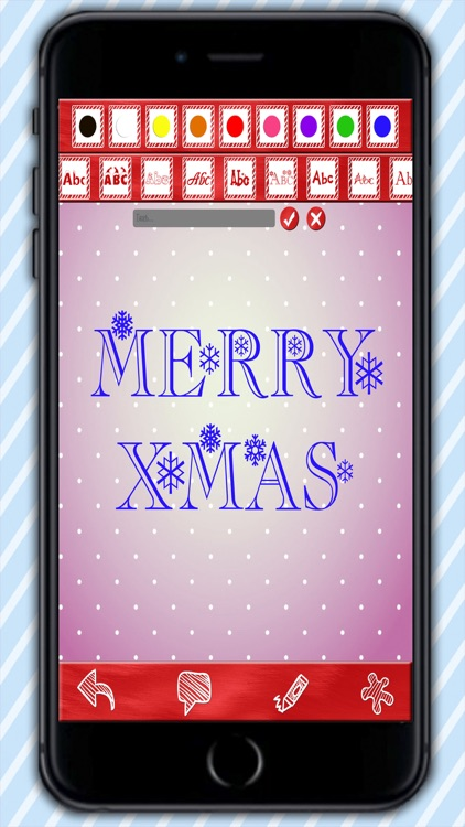 Create Christmas Greetings - Designed Xmas cards to wish Merry Christmas and a happy New Year screenshot-4