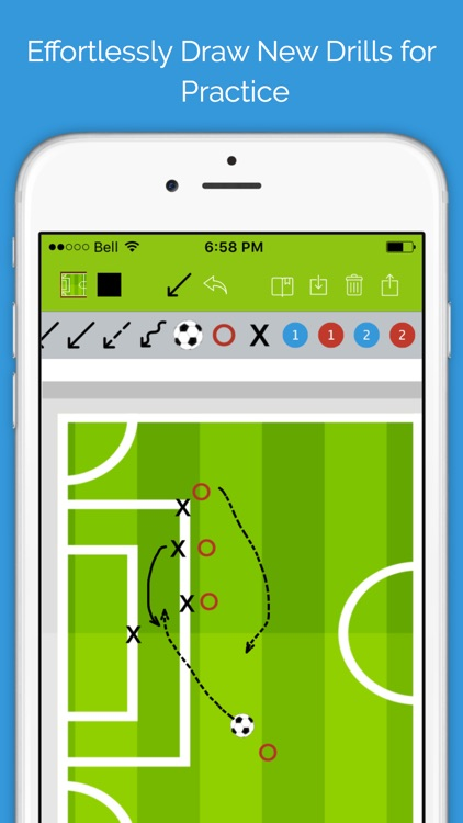 Soccer Blueprint screenshot-2