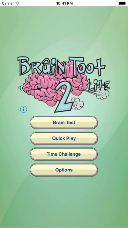 Brain Toot 2 (Free) screenshot-0