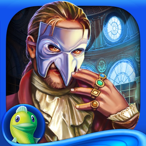 Grim Facade: The Artist and The Pretender HD - A Mystery Hidden Object Game (Full) icon
