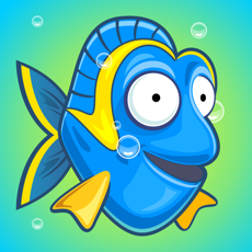 Activities of Blue Fishy in the Deep Sea