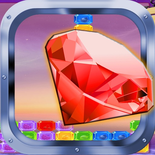 Gummy Diamonds - Match 3 Puzzle