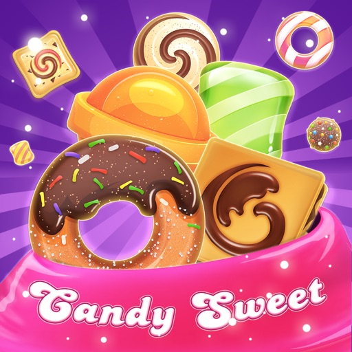 Candy Sweet : Adventures in Candyland