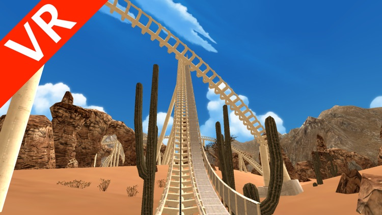 VR Roller Coaster for Google Cardboard