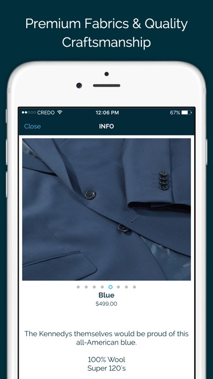 MTailor - Custom Shirts, Suits screenshot-4